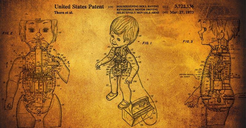 doll patent