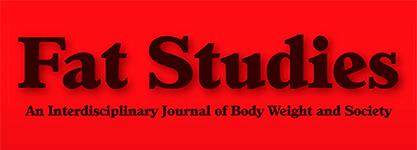 Fat Studies masthead