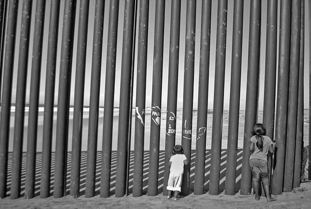 kids at border