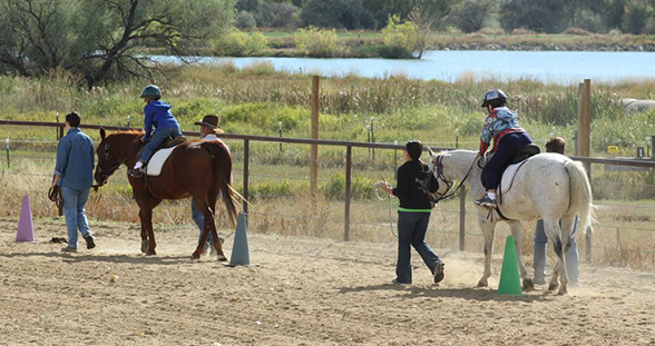 Autism and Equine Therapy