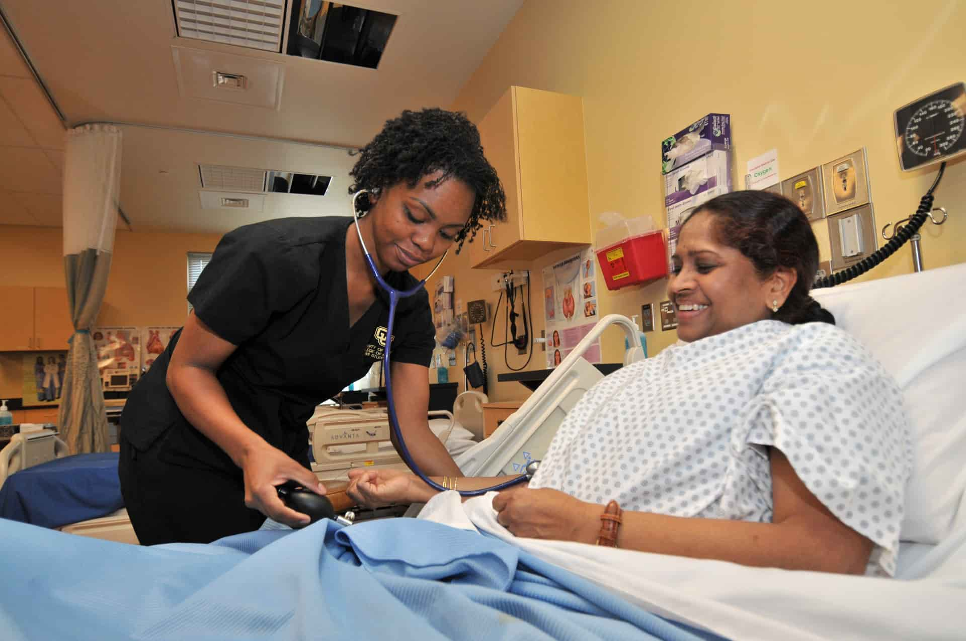 Find a Nurse CU Anschutz