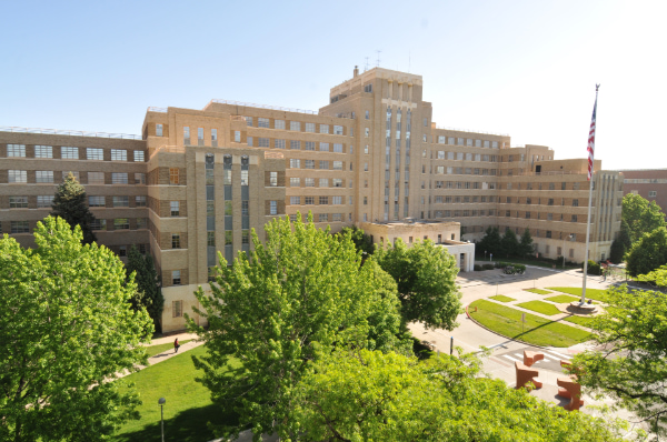 Fitzsimons Building Anschutz Medical Campus