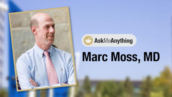 Marc Moss, AMA