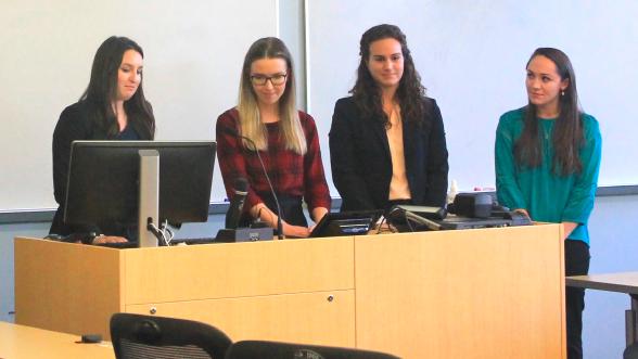 Students Tackle Vaping Epidemic