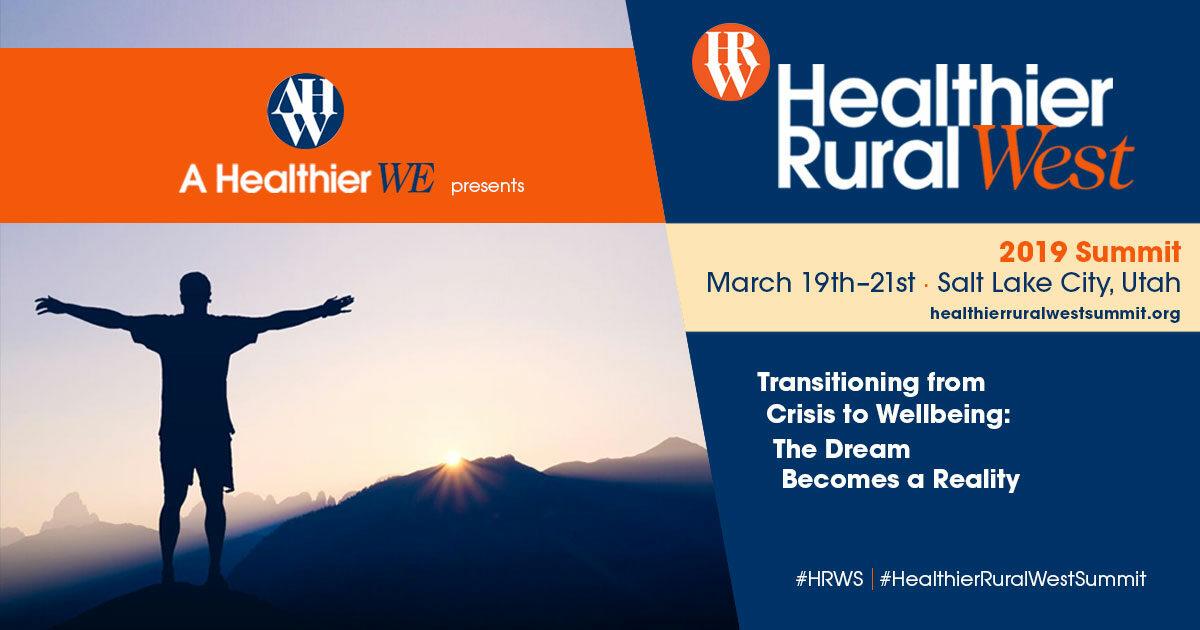 Event Blog: Healthier Rural West Summit