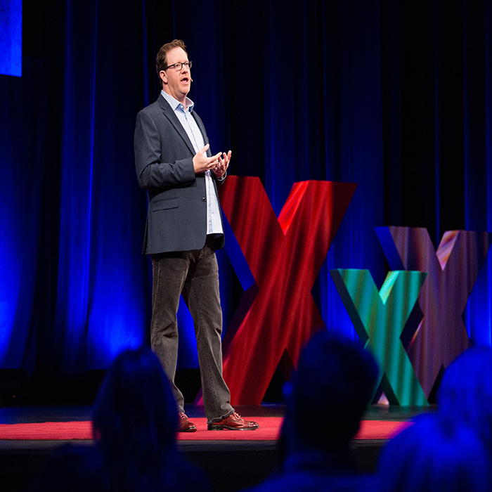 Matt Vogl TED Talk