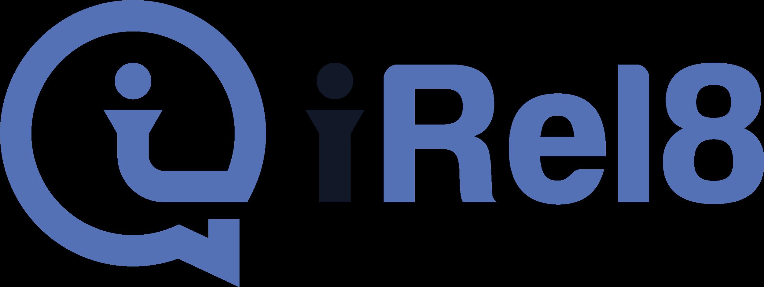 iRel8 Company Logo