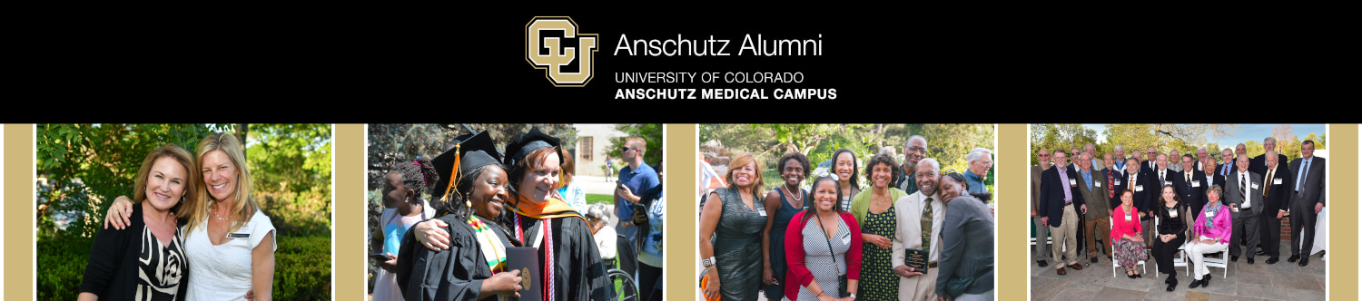 Various alumni at different events on campus