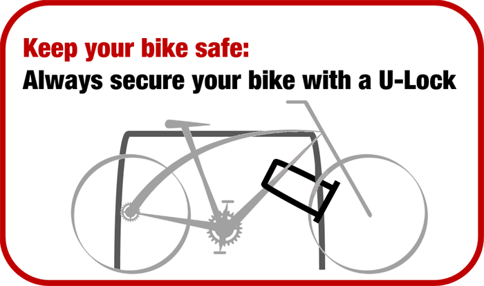 secure your bike